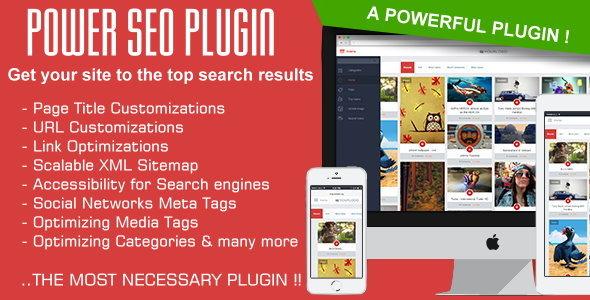 ThemeVogue | Power SEO plugin for King Media Script